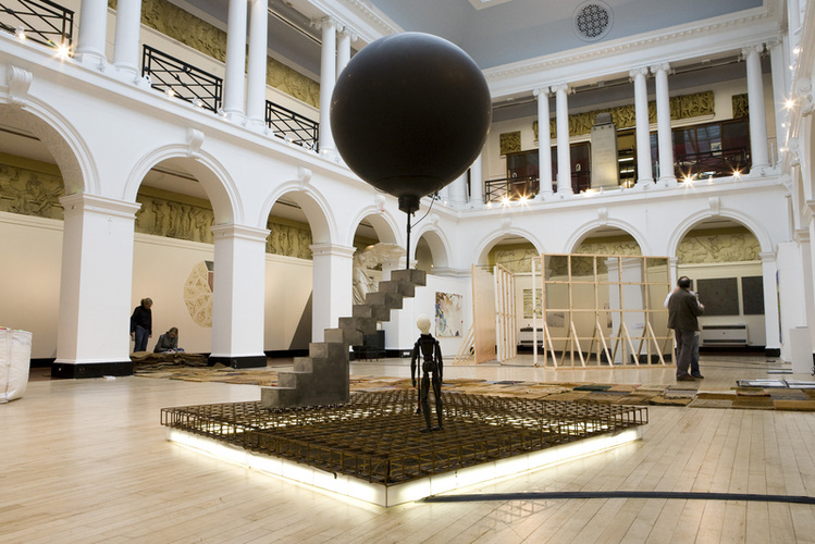 Edinburgh College Of Art Postgrad Degree Show