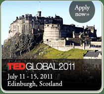 TED Global 2011 Edinburgh